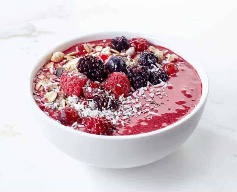 Co to jest smoothie bowl