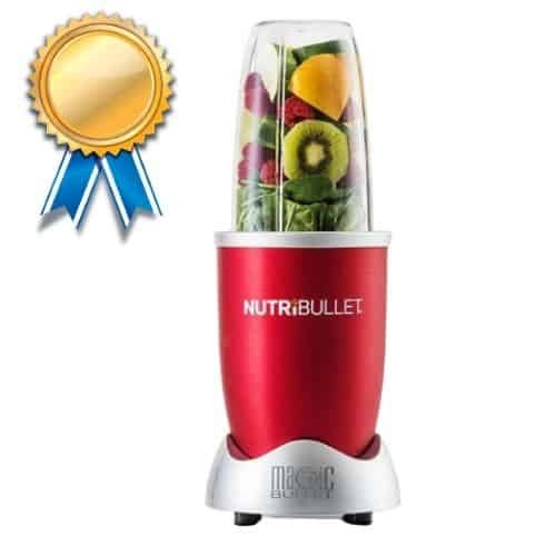 Najlepszy blender kielichowy Nutribullet Red 600 Ekstraktor