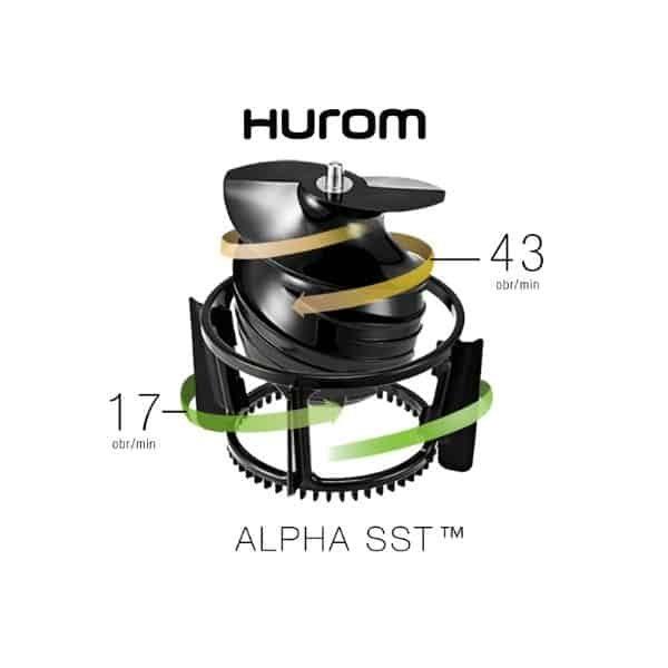 Wyciskarka Hurom system Alpha