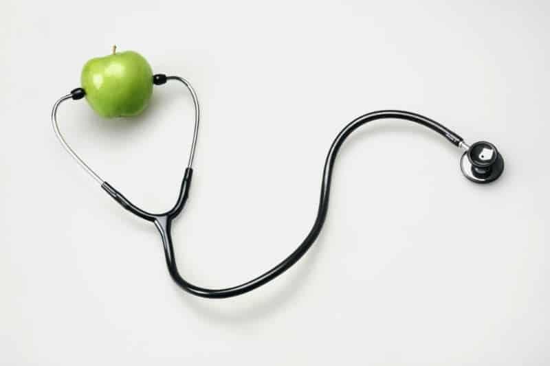 Zdrowe jabłko