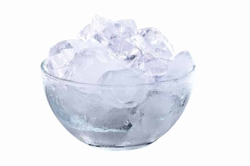 Kruszenie lodu w blenderze