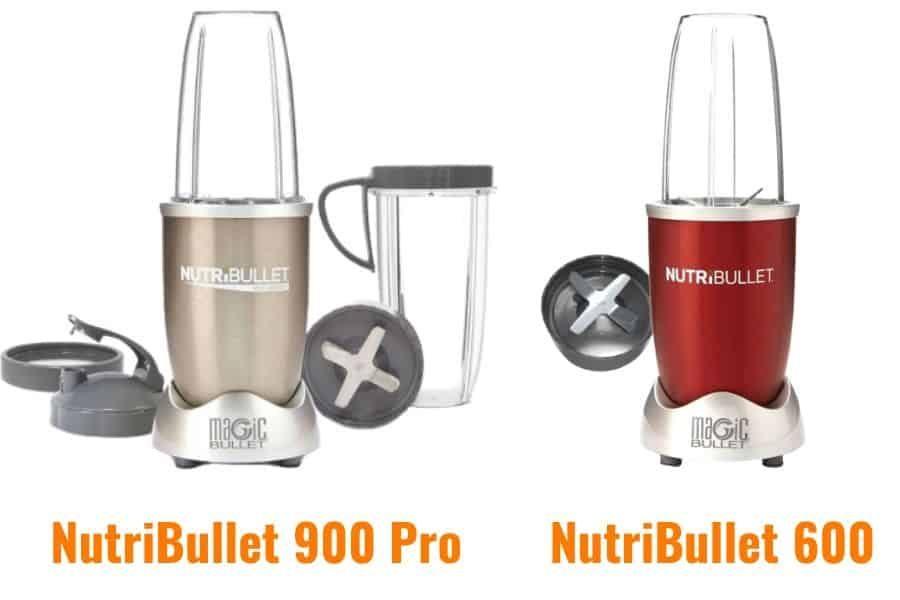 Nutribullet 600 czy 900 róznice i cena